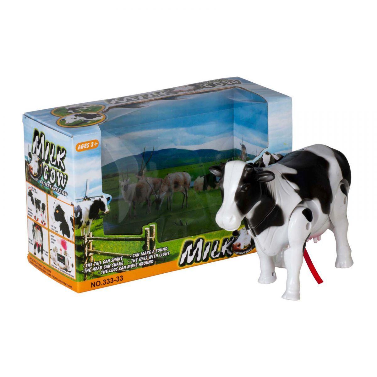 Роботизированная корова, со звуковыми и световыми эффектами, 333-33