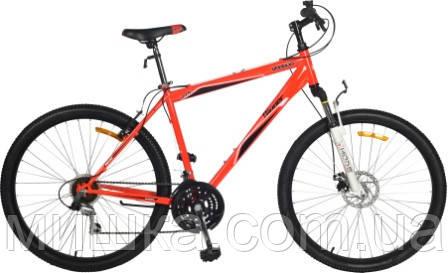 """Велосипед гірський Winner VOODOO 26"""", червоний колір"""