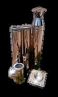 Труба для дымохода от производителя
