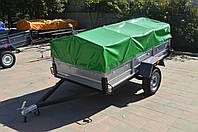 Прицеп одноосный для легкового авто 2200*1300, фото 1