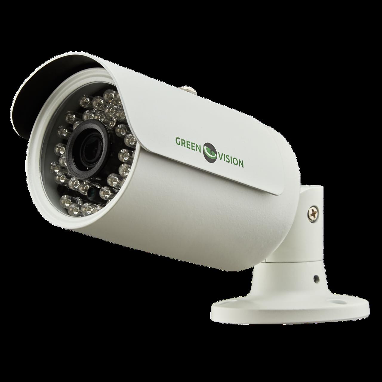 Наружная IP камера GreenVision GV-054-IP-G-COS20-30 POE