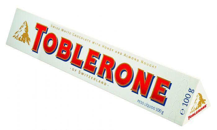 Шоколад Toblerone Белый 100 г