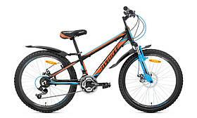 """Подростковый велосипед Avanti Rider 24"""""""