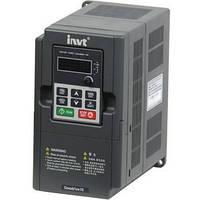Частотный преобразователь INVT GD10-0R4G-S2-B 0,4 кВт, 1ф