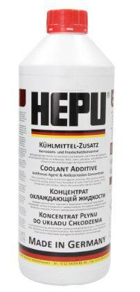 Антифриз HEPU G12 червоний концентрат 1.5 л P999