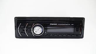 Pioneer 1581BT  с Bluetooth Usb+RGB подсветка+Fm+Aux+ пульт (4x50W)+ПОДАРОК!