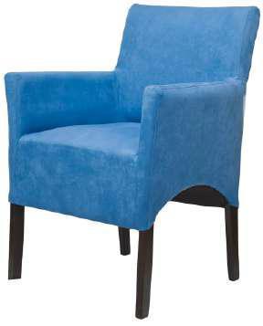 Дизайнерське крісло для дому, ресторану -Манн, в класичному стилі.