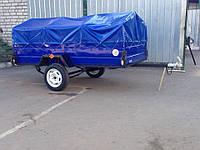 Прицеп одноосный легковой 2600*1300 от завода , фото 1