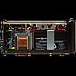 ИБП линейно-интерактивный LogicPower LPM-625VA(437Вт), фото 3