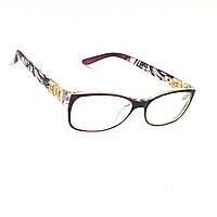 Женские очки в пластмассовой оправе, фото 1