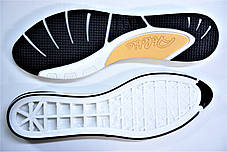 Подошва для обуви женская Ванда-6 бел.-черн. р.37-40, фото 3
