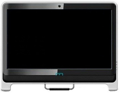 "Моноблок HP HP-A206H Barebone (HP-A206H) ""Over-Stock"" Б/У"