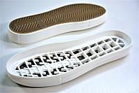 Подошва для обуви женская Люси бело-беж р36-41
