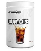 Глютамин IronFlex - Glutamine (500 грамм) cola-cherry/кола-вишня