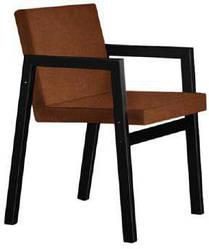 Дизайнерское кресло для дома, ресторана -Адам, в стиле лофт