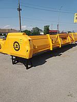 Жатка для уборки подсолнечника ЖНС-6П 740