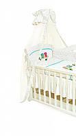 Балдахин для детской кроватки Twins Evolution A-030 Овечки