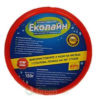 Бактерії для вуличних туалетів Еколайн 120 г