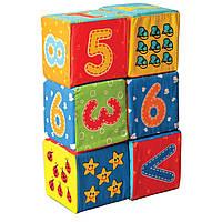 "Мягкий набор кубиков ""Цифры"""
