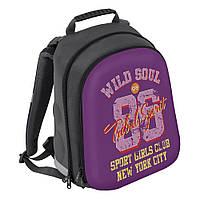 Школьный ортопедический рюкзак для девочки 4-7 класс, фото 1