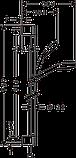 Душевой набор Hansgrohe Croma Select E 26590400, фото 3