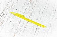 З.2.Ніж жовтий одноразовий Medium/100шт
