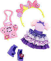 Набор одежды для куклы Цветная Бабочка Куу Куу Харадзюку Kuu Kuu Harajuku Mattel