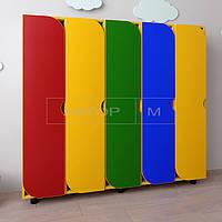 Шкаф для детской одежды Секционный-1400 Цвет