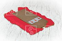 Сетка Венус 42 см красная/ 4000 м (40х100)