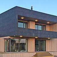 Алюминиевые окна и подъёмно-раздвижные входные двери Шуко системы AWS 90.SI+