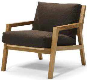 Дизайнерское кресло для дома, ресторана -Берг, в стиле лофт.