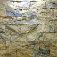 Гипсовая плитка -  Греция, цвет белый