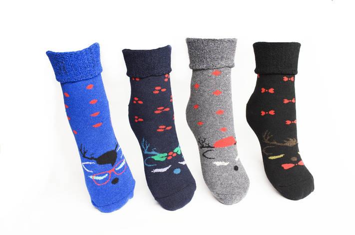 Шкарпетки махрові теплі жіночі 23-25 р. (36-40) * 47, фото 2