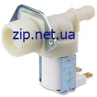 Клапан заливной соленоид 1*180 для стиральной машины