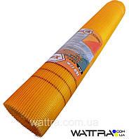 ⭐ Сетка стеклотканевая - 160 Г/М2 Оранжевая (Works) стеклосетка