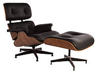 Кресло еймс ланж релакс для дома и офиса Крісло Eames Lounge Chair