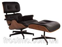 Кресло Эймс ланж релакс для дома и офиса Крісло Eames Lounge Chair