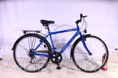 """Велосипед гірський Ondina BUS/MAN 28"""", синій колір"""