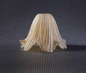 Плафон каліфорнія бежевий-золото, цоколь Е14