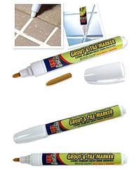 Карандаш маркер закрашивания для швов плитки Grout-Aide Grout & Tile Marker