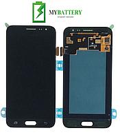 Дисплей (LCD) Samsung J320H/ DS Galaxy J3 (2016) TFT с сенсором черный
