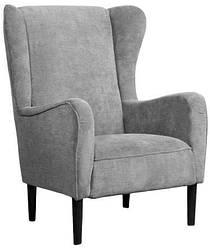Дизайнерское кресло для дома, ресторана -Бремер, в классическом стиле.