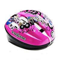 Велошлем детский B-2 (розовый)