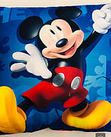 Подушка для мальчиков оптом, Disney, 40*40 см,  № MIC-H-PILLOW-72