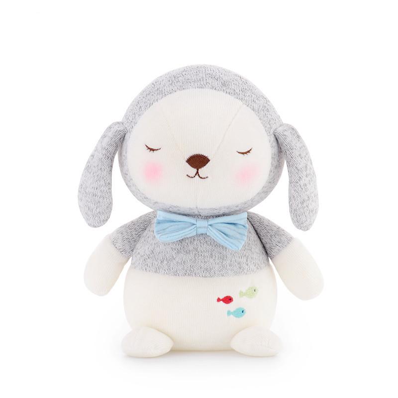 Мягкая игрушка Овечка серая, 20 см