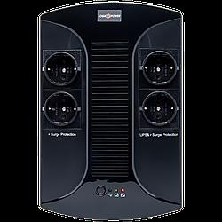ИБП линейно-интерактивный LogicPower LP 650VA-PS(390Вт)