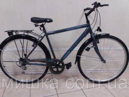 """Велосипед горный Ondina BUS/MAN 28"""", серый цвет"""