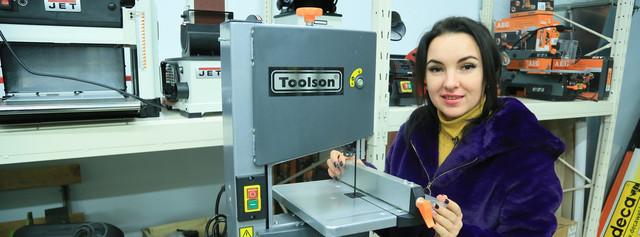 Ленточная пила Toolson BS800