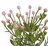 Травка с розовыми бутонами (пучок)