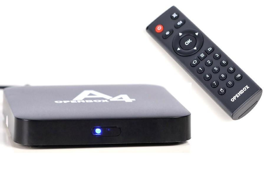 Openbox А4 1/8GB Smart TV (смарт тв) Android приставка , фото 1